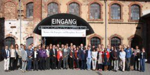 Foto konferensdeltagare
